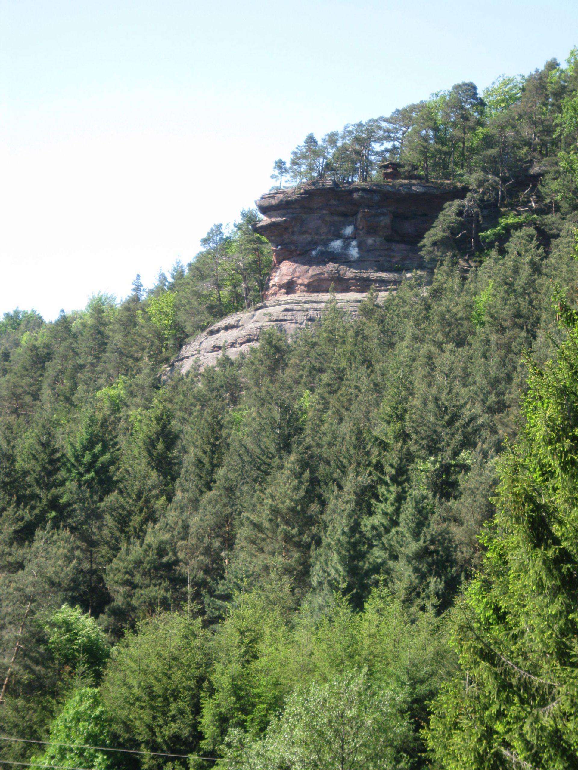 Felsen im Dahner Felsenland